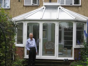 Leaking conservatory repaired by HTG