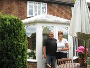 Case Study: Refurbished Conservatory