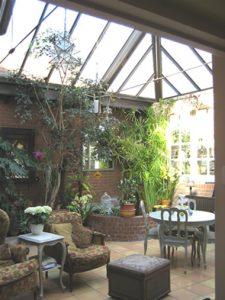 R|efurbished conservatory