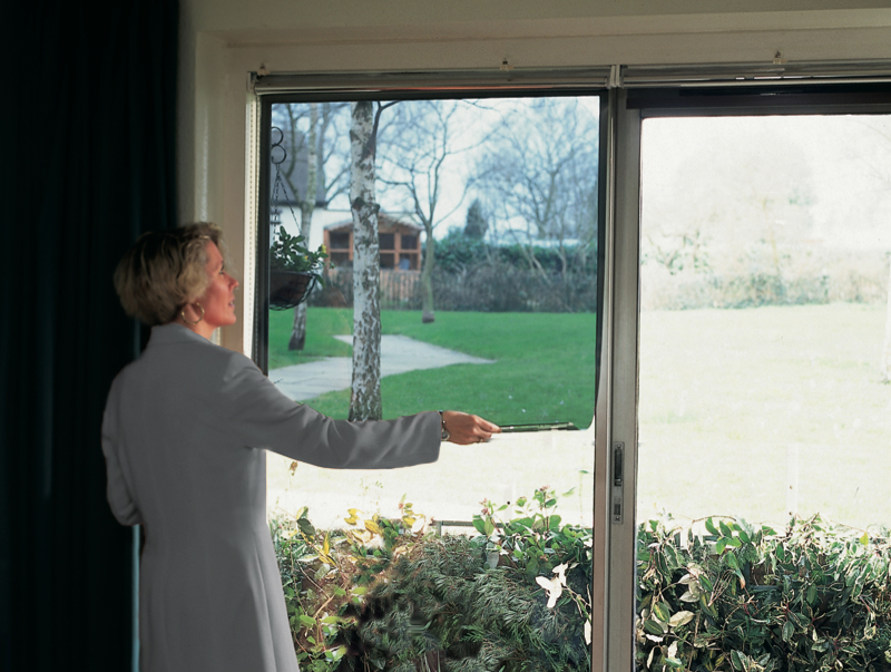 Clearview' Solar Control and Anti-Glare blinds for windows