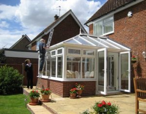 Conservatory leaks & repairs.
